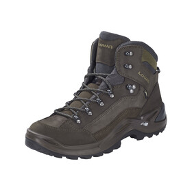 Lowa Renegade GTX Mid Shoes Men slate/olive